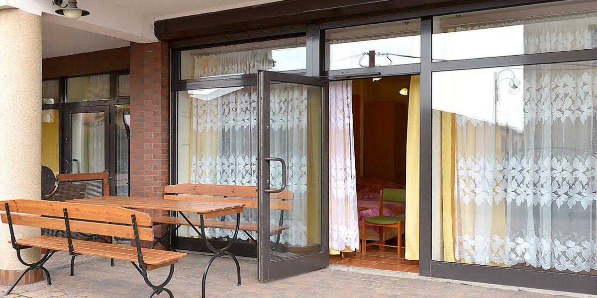 Hotele i pensjonaty Krynica Morska