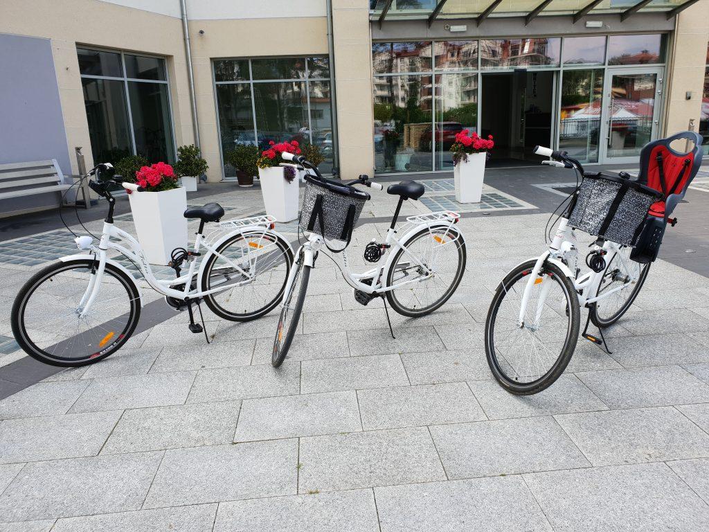 Krynica Morska wypożyczalnia rowerów
